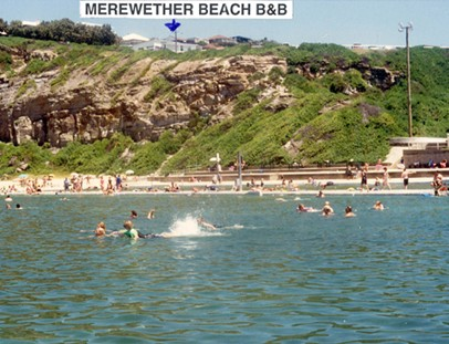 Merewether Beach B And B - Accommodation Sydney