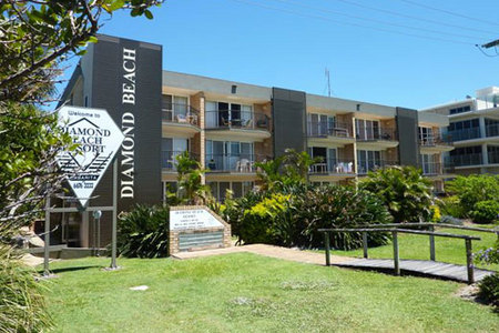 Diamond Beach Resort - Accommodation Sydney