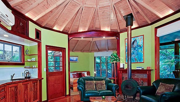 Mt Warning Rainforest Retreat  - Accommodation Sydney