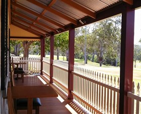 Riverside Oaks Golf Course - Accommodation Sydney