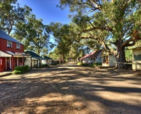The Australiana Pioneer Village Ltd - Accommodation Sydney