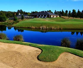 Macquarie Links International Golf Club - Accommodation Sydney